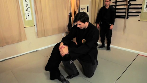 Q. How to Do Henka Training in Ninjutsu Promo Image