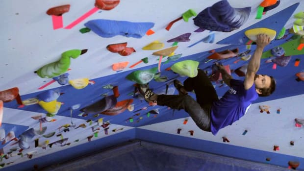 ZA. How to Dress for Indoor Rock Climbing Promo Image