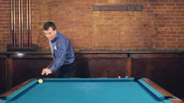"ZQ. How to Make ""The Hardest Straight-In Shot"" in Pool Promo Image"