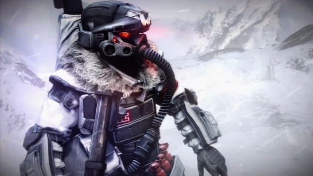 Y. Killzone 3 Walkthrough / Icy Incursion - Part 1: Frozen Shores Promo Image