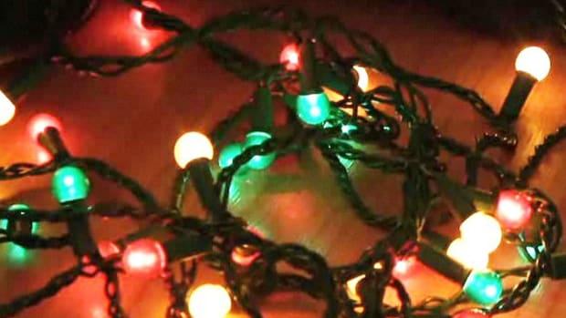 U. How to Store Christmas Lights Promo Image