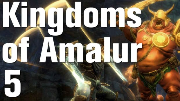 E. Kingdoms of Amalur: Reckoning Demo - Part 5 [No Commentary] [HD] Promo Image