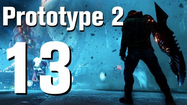 M. Prototype 2 Walkthrough Part 13 - The Mad Scientist Promo Image