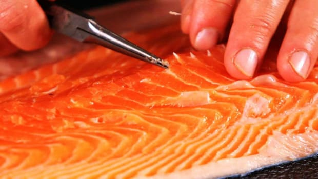 ZA. How to Clean & Fabricate Fish Promo Image