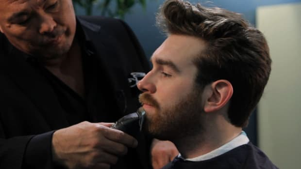ZC. How to Shave Your Beard in Stages Promo Image