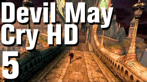 E. Devil May Cry HD Collection Walkthrough Part 5 - Mission 3 Destroyer of Ardor Promo Image