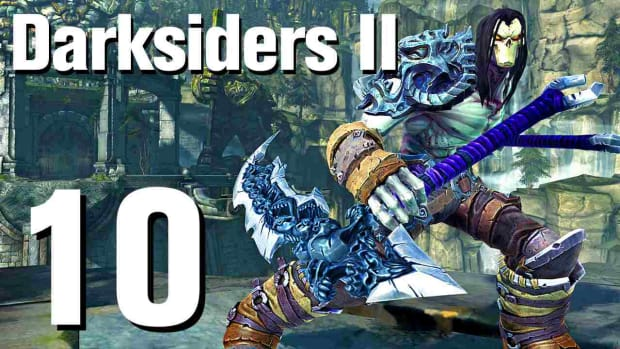 J. Darksiders 2 Walkthrough Part 10 - Chapter 1 Promo Image