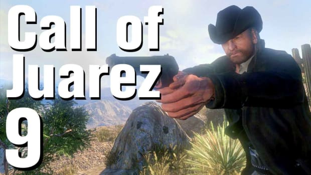 I. Call of Juarez The Cartel Walkthrough: Chapter 3 (1 of 4) Promo Image