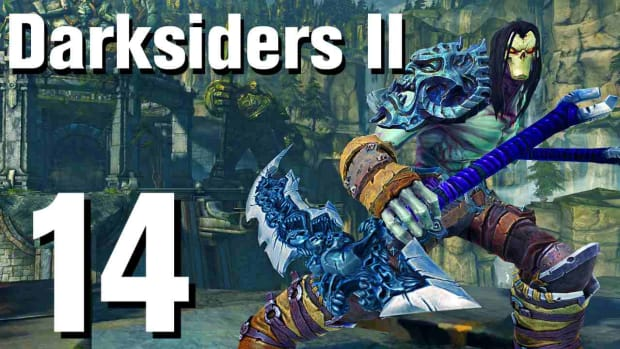 N. Darksiders 2 Walkthrough Part 14 - Chapter 2 Promo Image