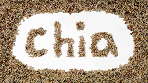ZE. How to Make Chia Porridge on a Raw Food Diet Promo Image