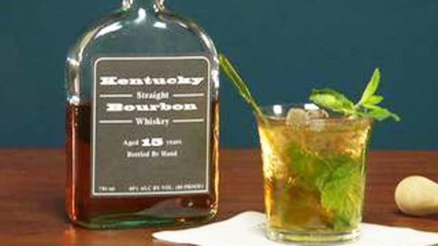 D. How to Make a Mint Julep Promo Image