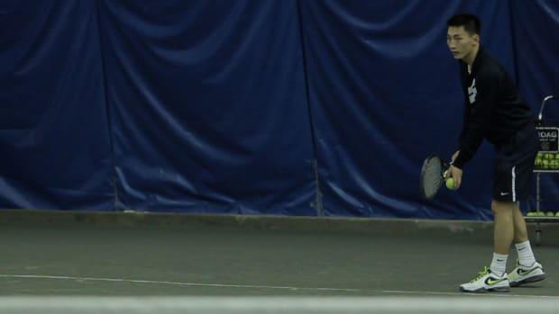 O. How to Serve a Tennis Ball Promo Image