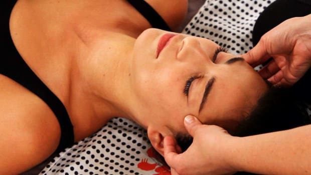 V. How to Give a Shiatsu Face Massage Promo Image