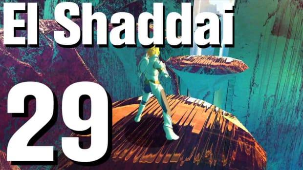 ZC. El Shaddai Walkthrough Part 29: The Cry of Armaros (2 of 4) Promo Image