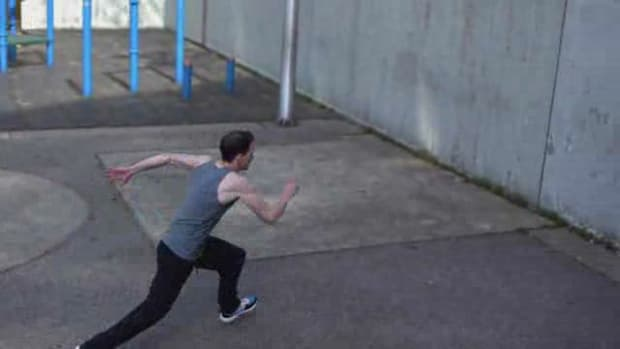 M. How to Do Parkour Wall Runs & Tic Tacs Promo Image