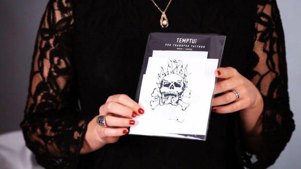 C. 3 Types of Fake Tattoos Promo Image