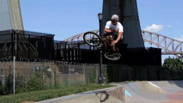 Q. How to Do a Table Top on a BMX Promo Image