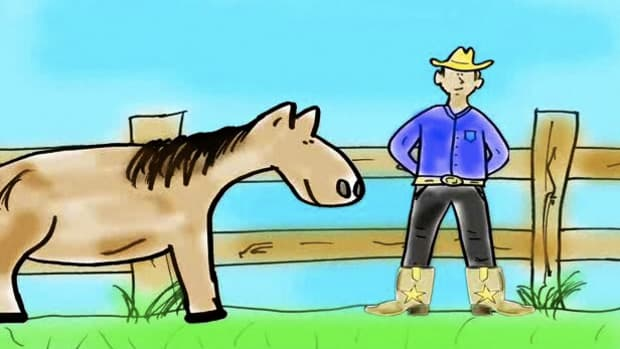 H. How to Buy Horse Riding Boots Promo Image
