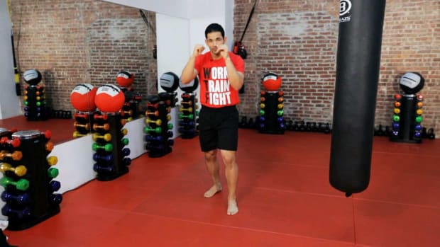B. How to Do Kickboxing Stances Promo Image