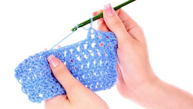 C. How to Pick a Crochet Stitch Promo Image