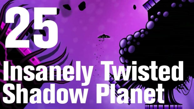 Y. Insanely Twisted Shadow Planet Walkthrough Part 25: Mechanical Promo Image