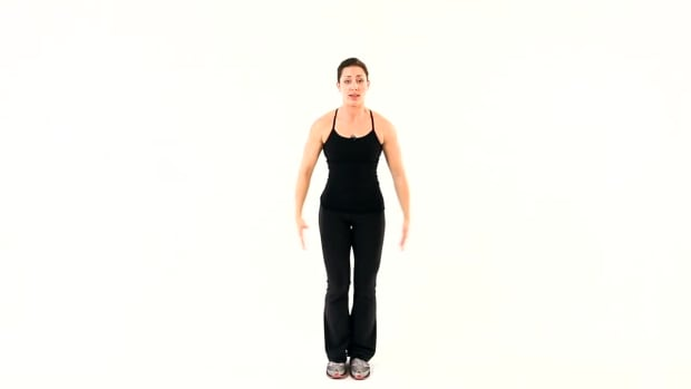 L. How to Do a Jumping Jack for a Boot Camp Workout Promo Image