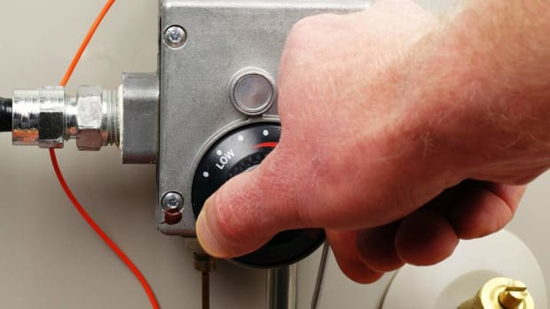 J. How to Troubleshoot the Pilot of a Hot Water Heater Promo Image