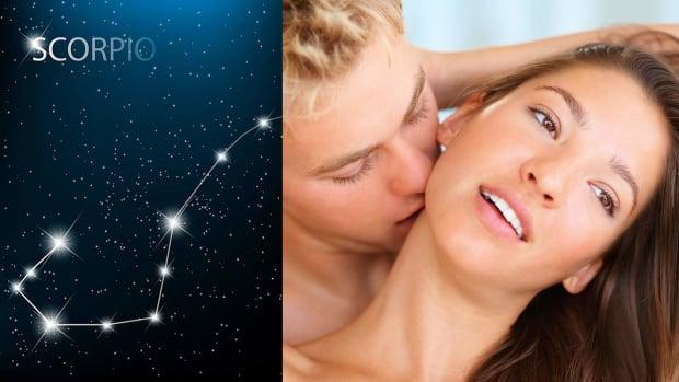 ZZZZQ. Sex & the Scorpio Astrology Sign Promo Image