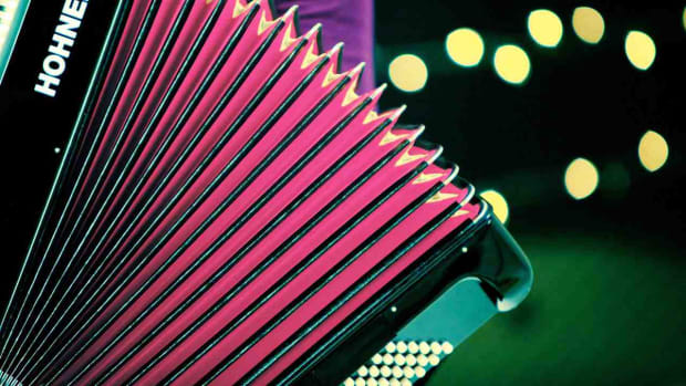 A. How to Play a Romantic Song on Accordion Promo Image