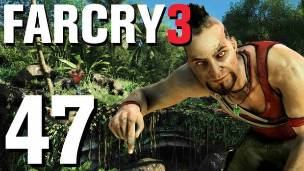 ZU. Far Cry 3 Walkthrough Part 47 - Black Gold Promo Image