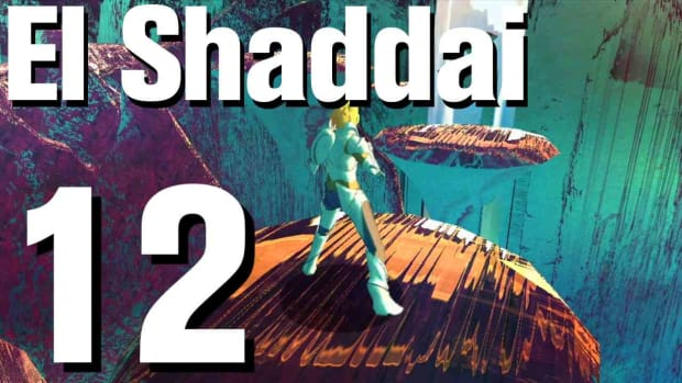 L. El Shaddai Walkthrough Part 12: The Mercy of Ezekiel (1 of 5) Promo Image