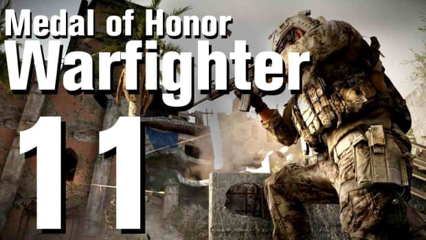 K. Medal of Honor: Warfighter Walkthrough Part 11 - Chapter 6: Stump Promo Image