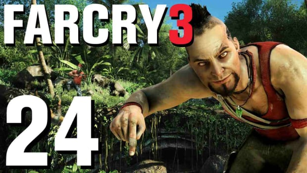 X. Far Cry 3 Walkthrough Part 24 - The Motherlode Promo Image