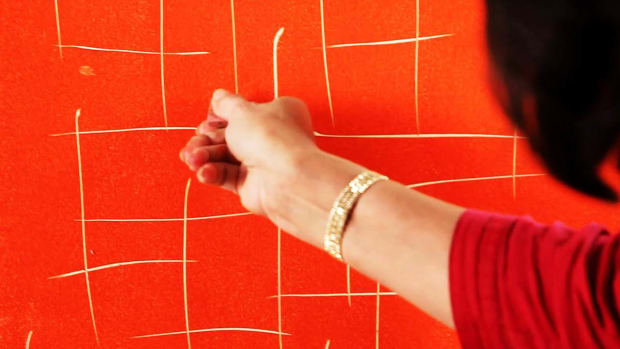 I. How to Do Sgraffito Painting aka Scratching Promo Image