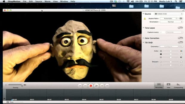 J. How to Create a Clay Face Promo Image