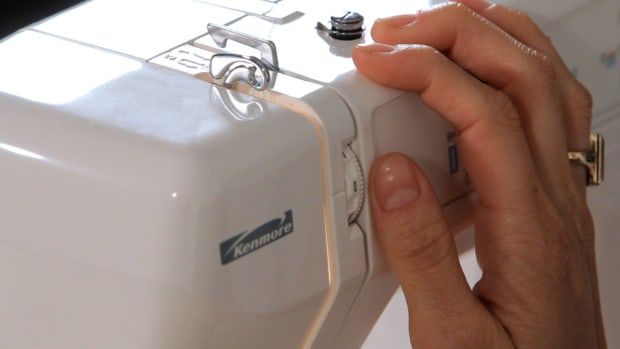 G. How to Adjust Tension on a Sewing Machine Promo Image