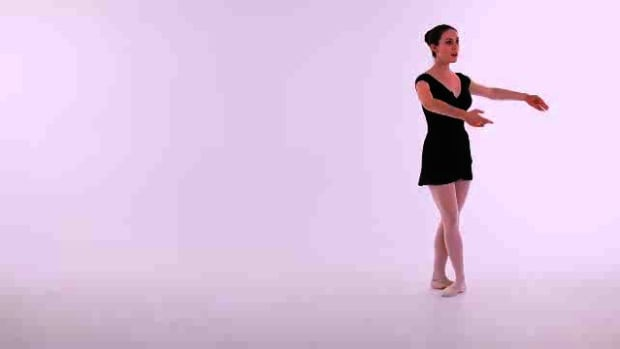 E. How to Do Pique Turns in Ballet Promo Image