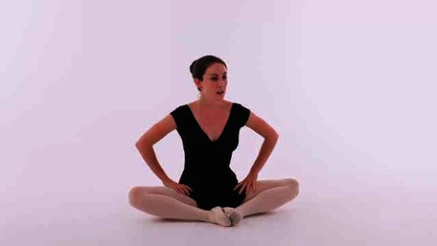 ZA. How to Stretch Properly for Ballet Promo Image