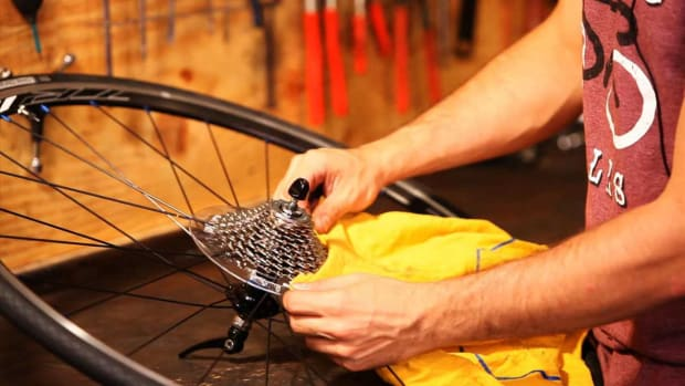 ZR. How to Clean a Bicycle Promo Image
