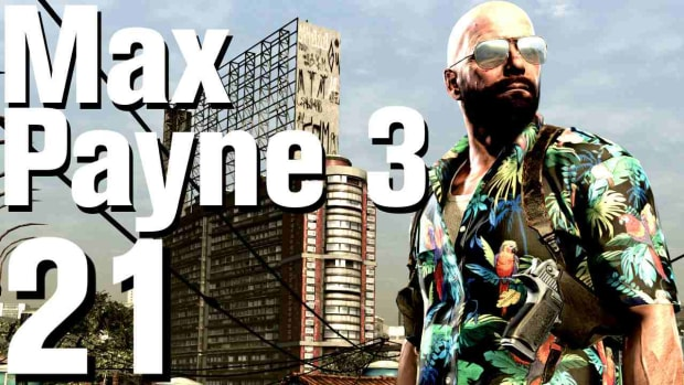 U. Max Payne 3 Walkthrough Part 21 - Chapter 6 Promo Image