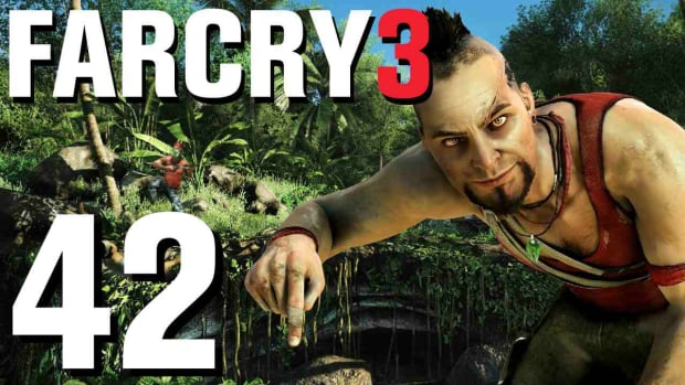 ZP. Far Cry 3 Walkthrough Part 42 - Deepthroat Promo Image