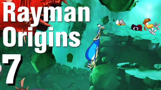 G. Rayman Origins Walkthrough 1-7: Hi-Ho Moskito! Promo Image