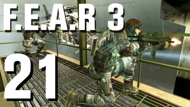 U. F.E.A.R. 3 Walkthrough Part 21: Tower (5 of 6) Promo Image