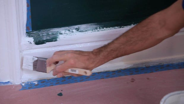 ZD. How to Paint Trim & Molding Promo Image