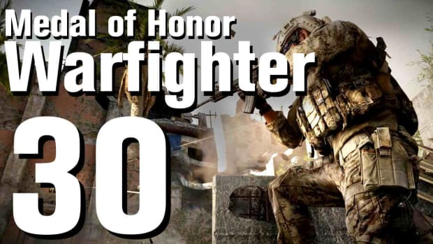 ZD. Medal of Honor: Warfighter Walkthrough Part 30 - Chapter 13: Preacher Promo Image