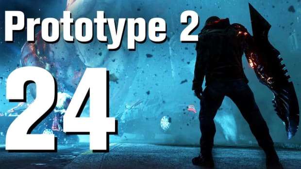 X. Prototype 2 Walkthrough Part 24 - Alpha Wolf Promo Image