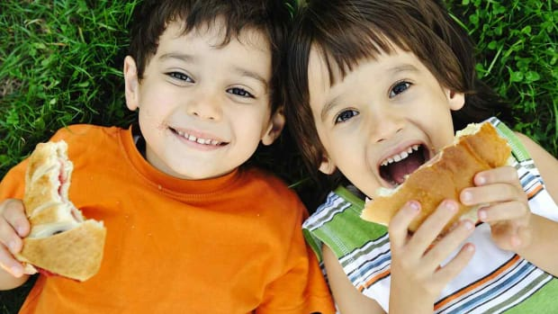 ZF. What Are Healthy Lunch Foods for Kids? Promo Image