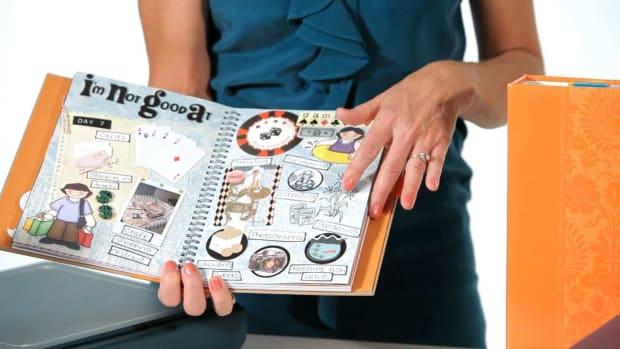 B. Different Types of Scrapbooks Promo Image
