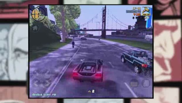 ZE. GTA3 iOS Walkthrough Part 31 - Evidence Dash Promo Image