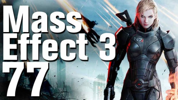 ZZY. Mass Effect 3 Walkthrough Part 77 - Cronos Station Promo Image